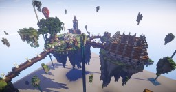 Floating Island Hub - Casual Skyblock Minecraft Project