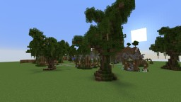 Custom Tree Minecraft Map & Project