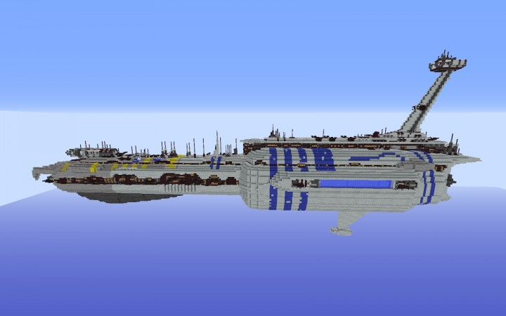 Mod Ships Build Minecraft