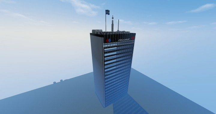 City Tower Esterlon Community Server Minecraft Project
