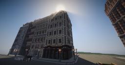 Classic pub Minecraft Map & Project
