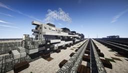 Big boy (Steam locomotive) Minecraft Map & Project