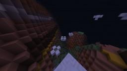 Plateau Parkour Minecraft Map & Project