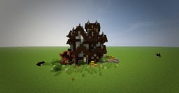 Dudo's house! Minecraft Project