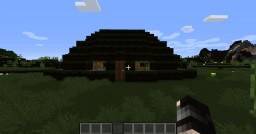 A Hobbit Home Minecraft Map & Project