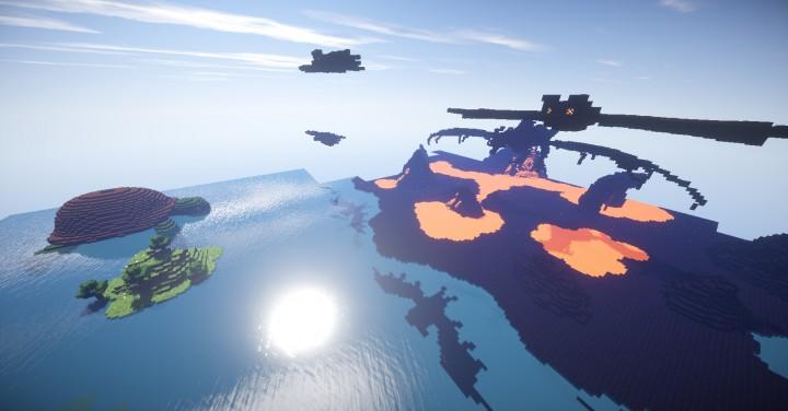 Minecraft Mods - Medevil Fantasy Mod (Castles, Dungeons ...