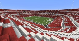 Wembley stadium Minecraft Map & Project