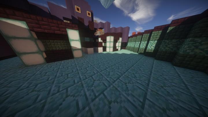 how to find underwater temple minecraft