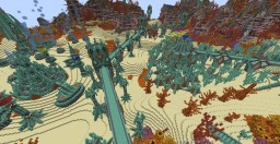 """Artazan's Realm"" Guardian Sacred Temple - Underwater Wonderland Building Contest Minecraft Project"