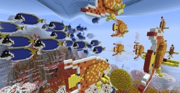Tribute to Marine Life Minecraft Project