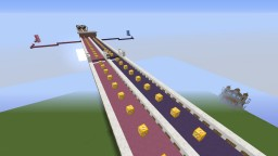 Lucky Block Race Map Minecraft Map & Project