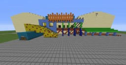 Nickelodeon Studios (AUTHENTIC REPLICA) Minecraft
