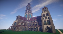 A Church with no name Minecraft Map & Project