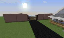 Alexandria Safe zone (COMPLETE RE-MAKE) Minecraft Project