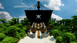 Pirate Theme (spawn or fraction) Minecraft Map & Project
