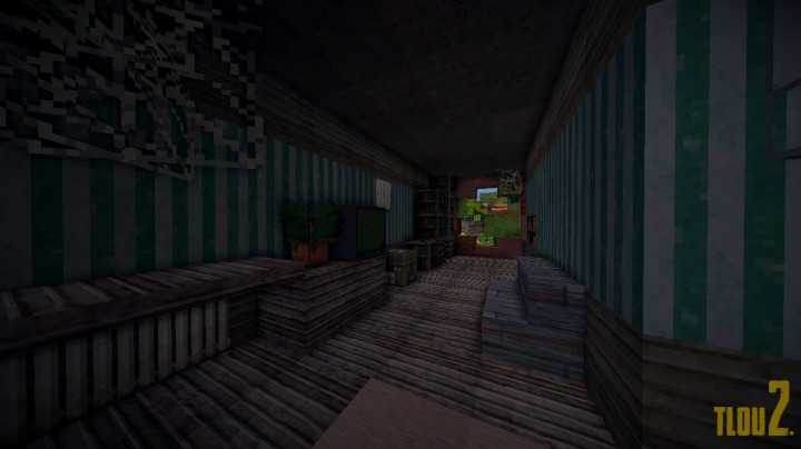 The Last Of Us Alone And Forsaken An Apocalyptic Adventure Game - The last of us minecraft adventure map download