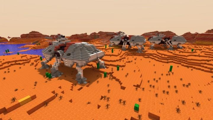 Minecraft Schematic Builder Mod