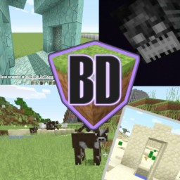 Better Default V0.2! Minecraft Texture Pack