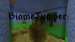 BiomeJumper v1.6 - Parkour/Adventure map Minecraft Project