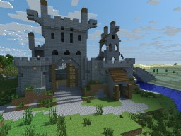 Castle Löwenherz Minecraft Map & Project