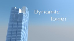 Dynamic Tower Minecraft Project