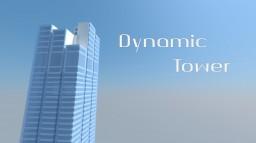 Dynamic Tower Minecraft