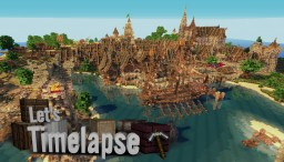 Let's Timelapse - St William on Sea Minecraft Map & Project