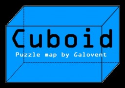 CUBOID, Room Escape Puzzle Map [1.8.7]
