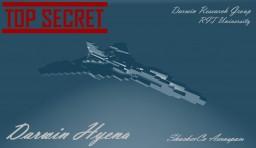 "Darwin H.W 100 Z ""Hyena"" Intercontinental Hypersonic Stealth Bomber Minecraft Map & Project"