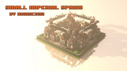 Small spawn for Deoxylum Network Minecraft Project