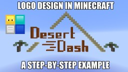 How to Design a Logo in Minecraft Minecraft Project