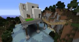 Modern House Mk1 Minecraft Map & Project