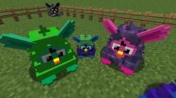 Furby Mania Minecraft Mod