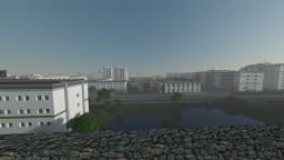 Massive Ghost Town Minecraft
