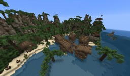 Port of Call Minecraft Map & Project