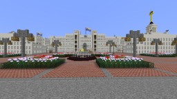 Soviet House of government minsk Minecraft Map & Project