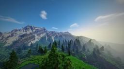 Epic Realistic Terrain [1k x 1k] Minecraft