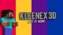 Kleneex 3D Minecraft