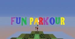 Parkour Fun Minecraft Map & Project