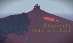 Minecraft Ugly Survival Minecraft Map & Project