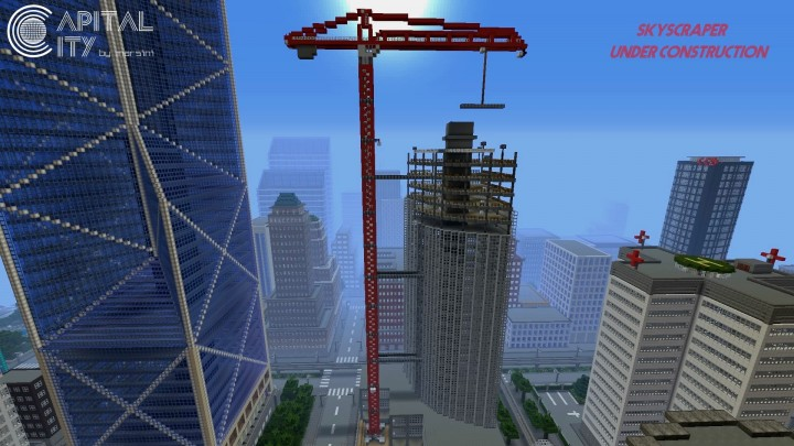 Building Under Construction Stock Photos - Image: 34731773 |City Under Construction