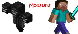 Monsters [Gabysaurus' Plot Twist Contest] Minecraft Blog Post