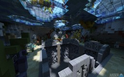 4 FREE Prison Mines {DOWNLOAD} ~ a project by Jusser ~ Minecraft Map & Project