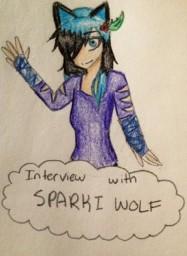 Interview with Sparki Wolf - First Interview! (Popreel :D) Minecraft Blog Post