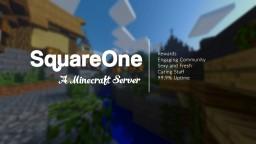 ★ SquareOne - #1 SkyBlock Server! ★ Minecraft