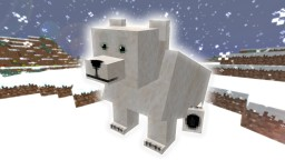 Polarbears in Vanilla Minecraft Minecraft Map & Project
