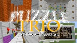 Puzzle Trio Minecraft Map & Project