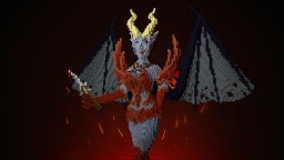 Akasha - The Queen of Pain Minecraft