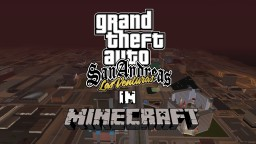 Las Venturas [GTA San Andreas] In Minecraft - NEW: Public Server Minecraft Map & Project