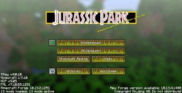The JurassiPack Minecraft Texture Pack